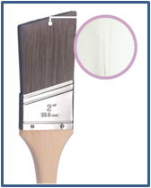 Angle Sash Paint Brush